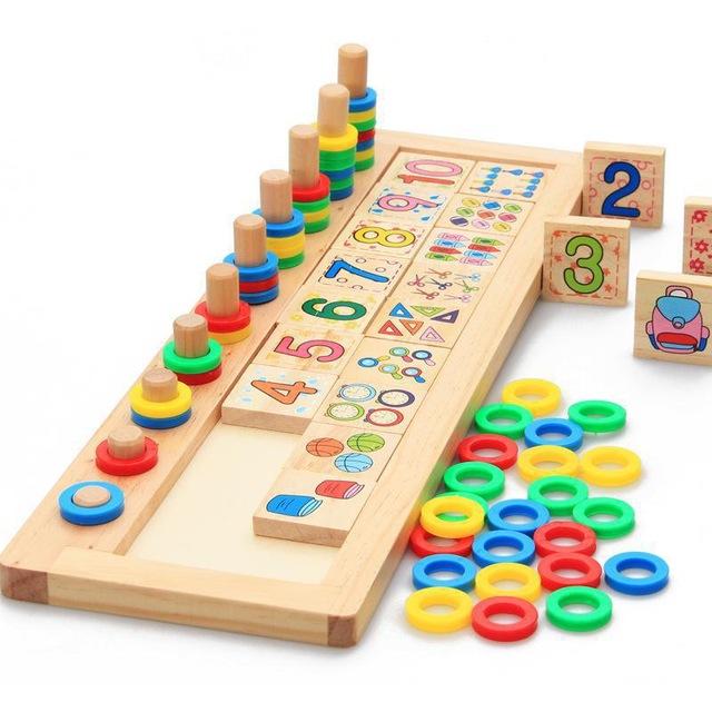 Montessori pomůcky
