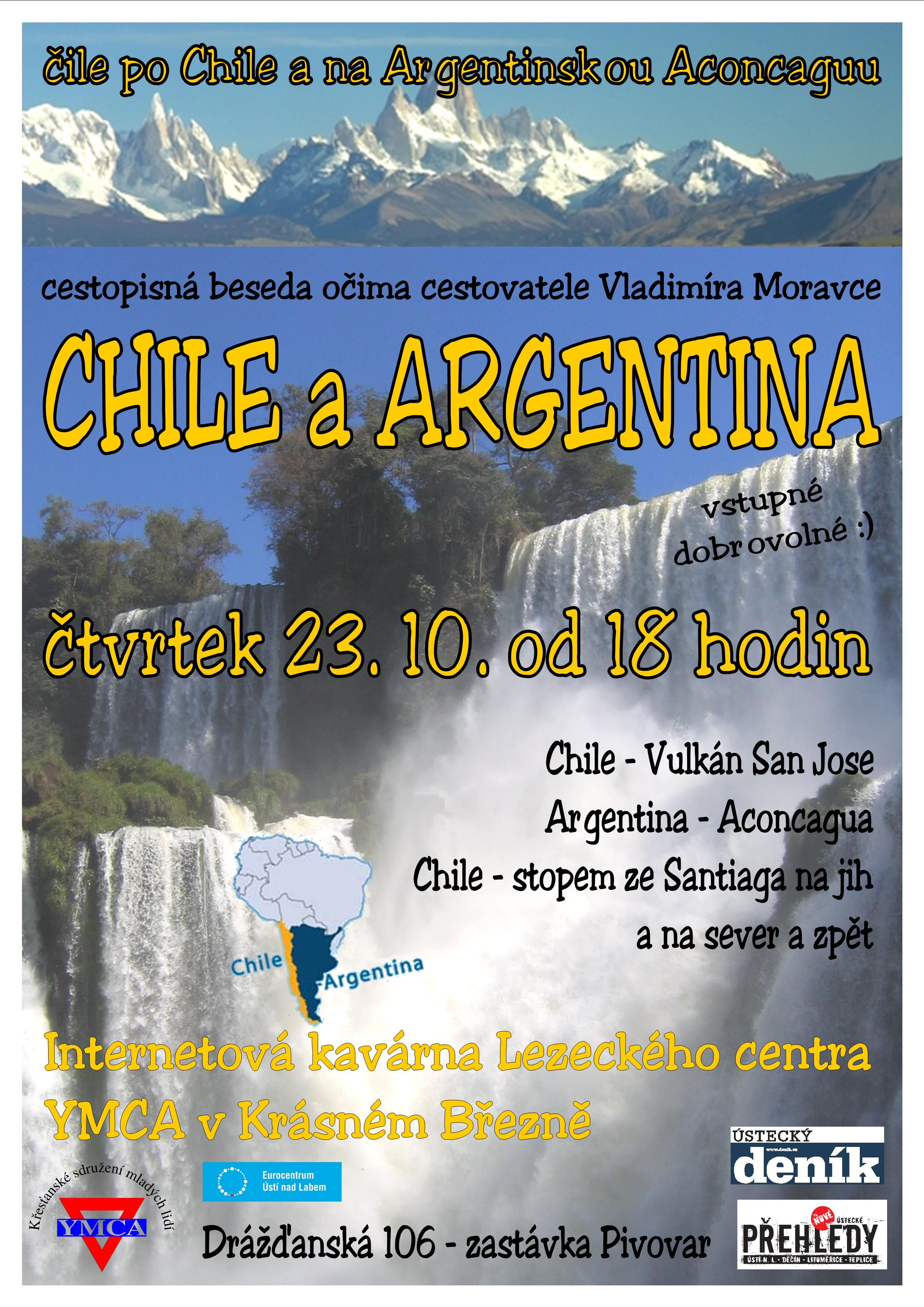 Chille a Argentina
