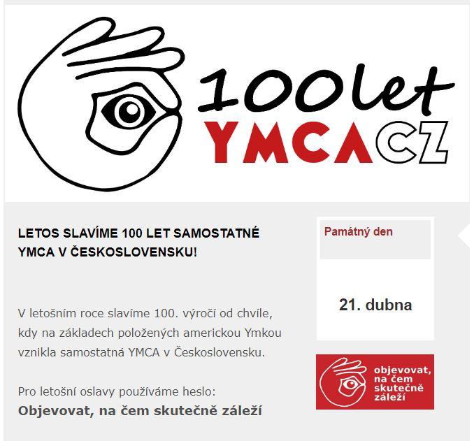 YMCA slaví